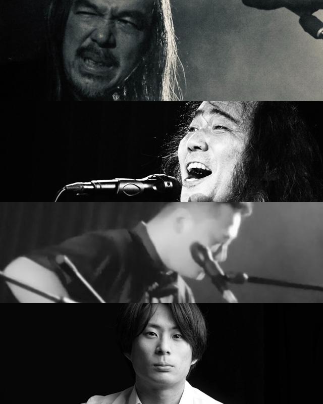 『薔薇という美しい花』出演:高井つよしクィンテット / 小林薫 / hicks / 高瀬舜