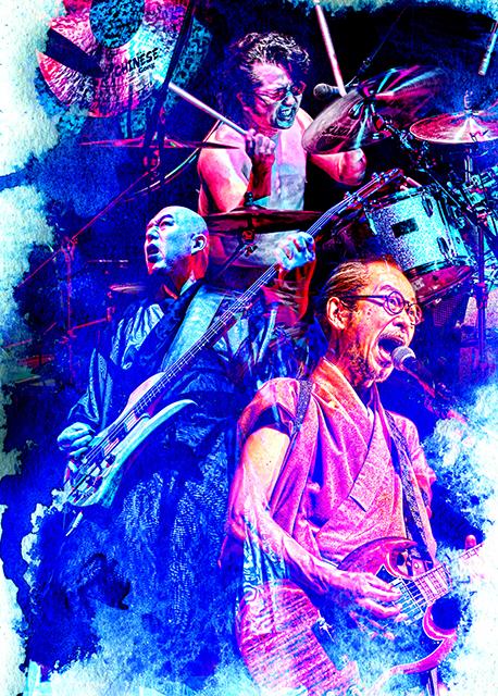 【通し券】 : 『ナカジマノブ博2016 ~ビバ!50歳!!どこを切っても俺!!!~』 出演バンドのすべてのドラムがナカジマノブです!!