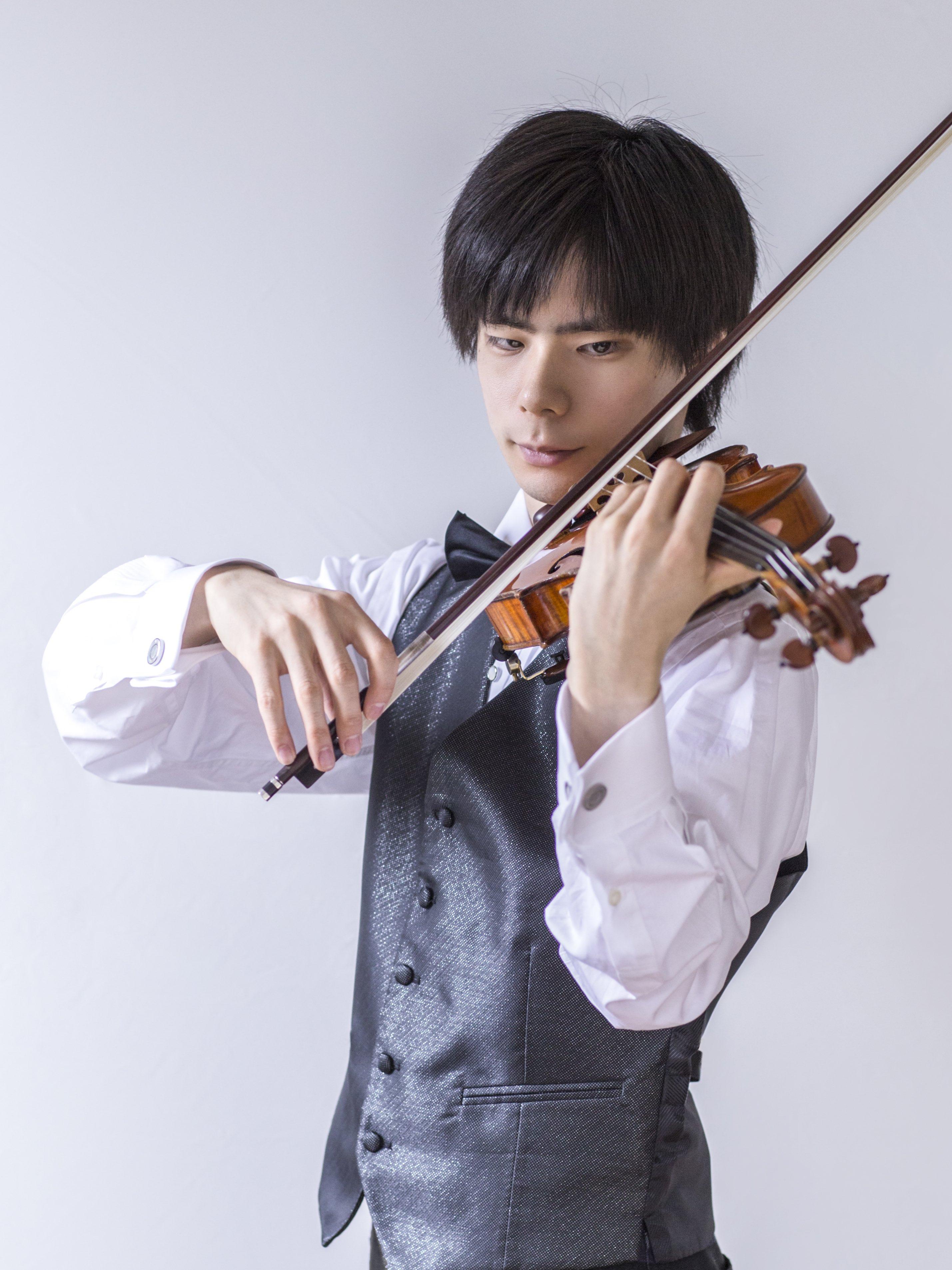 鶴野紘之ヴァイオリンリサイタル