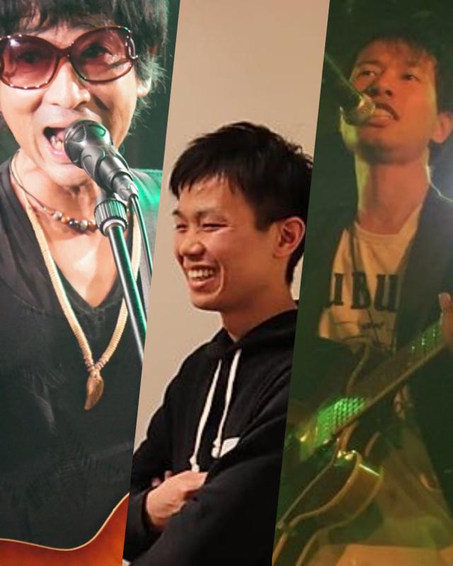『めぐりめぐる今日のうた』出演:KEN_BC / 矢田晃一 / RAI