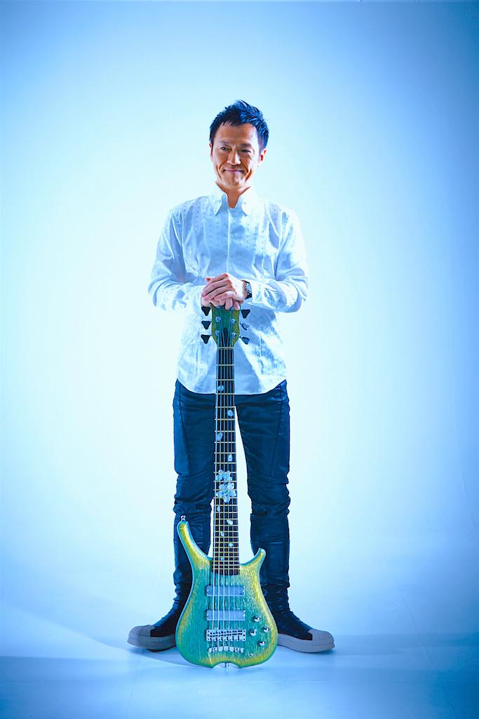 """櫻井哲夫 """"Nothin' but the Bass 2019"""" デビュー40周年!ソロライブ"""