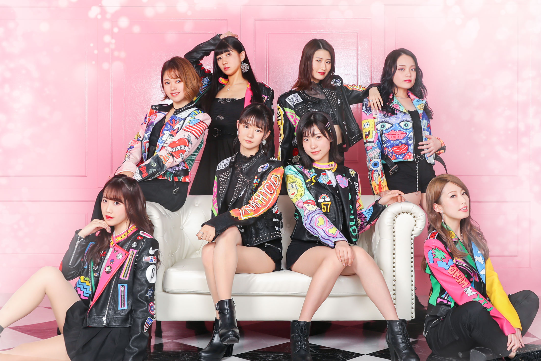 8/1 開催 Girls Chance!@イタズラJOKER