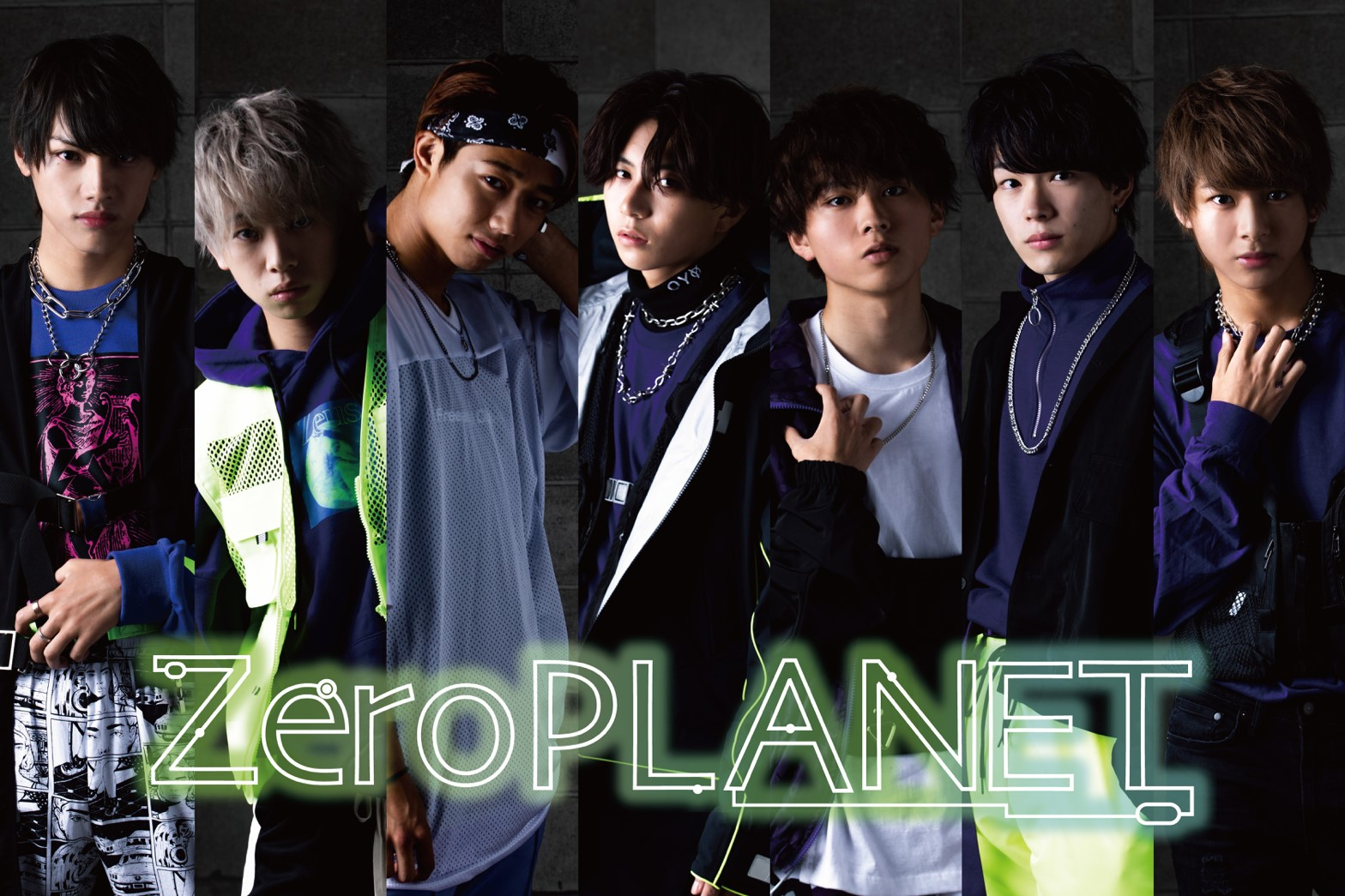 Zero PLANET 定期公演 New Year LIVE 一般販売チケット