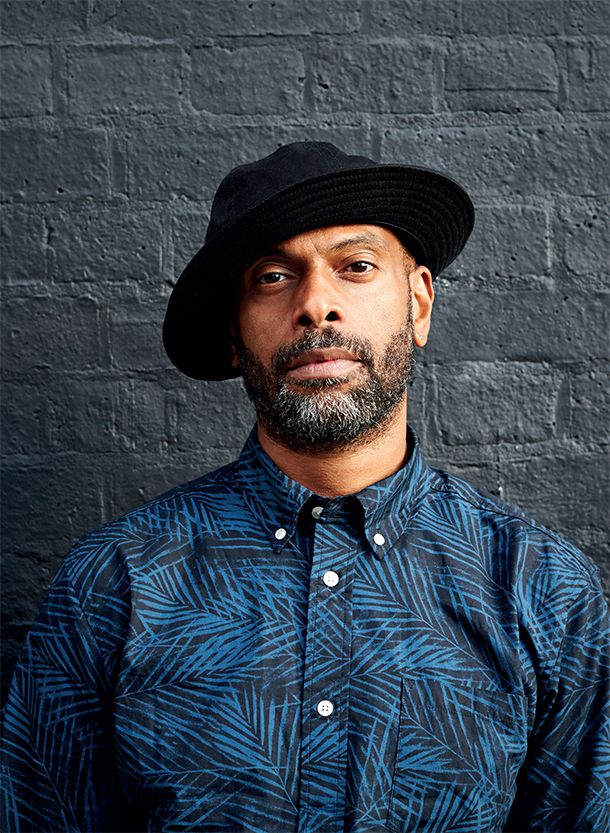 The MESSAGE feat. THEO PARRISH JAPAN TOUR IN FUKUOKA supported by COCALERO