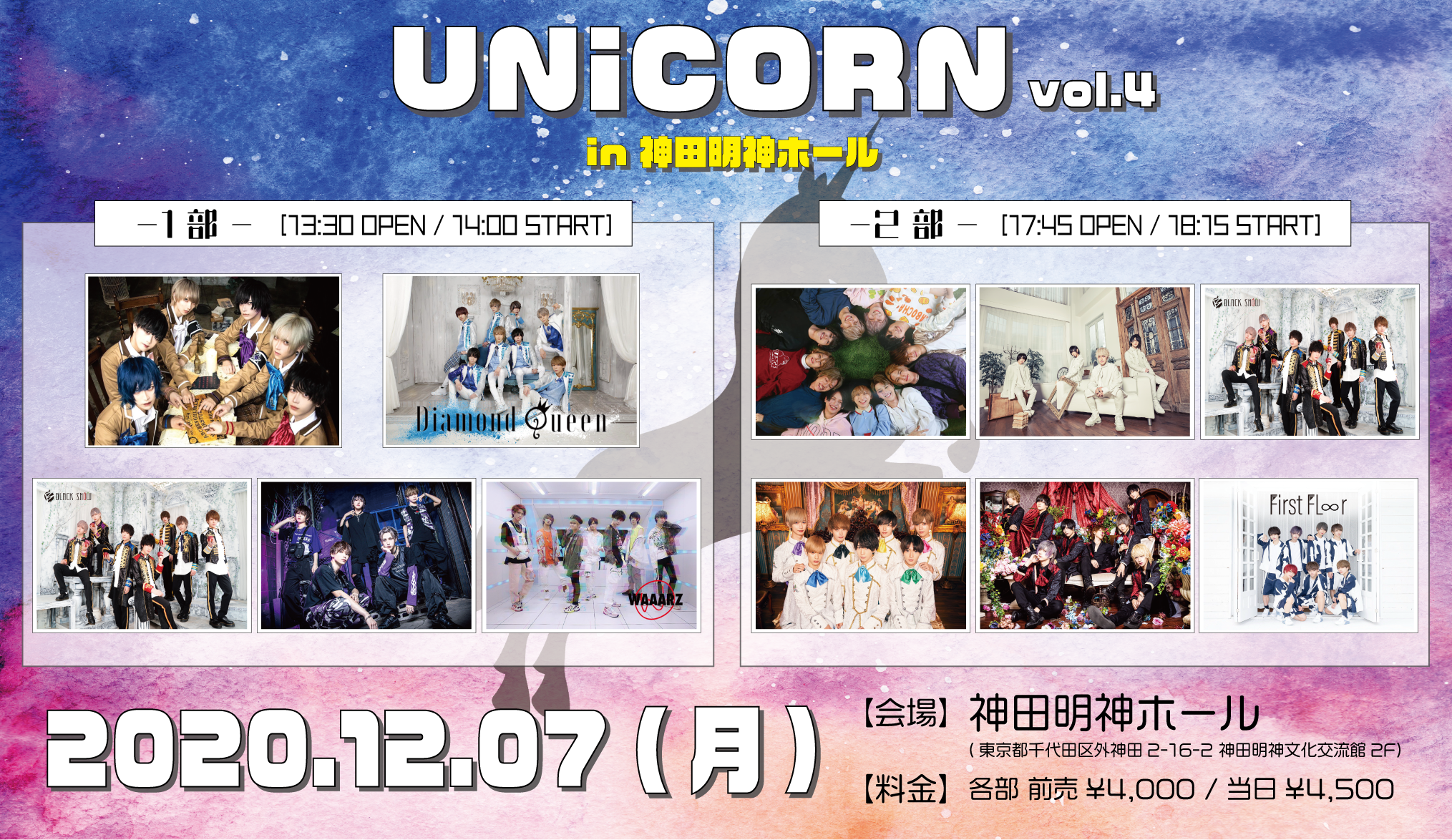 UNiCORN vol.4【2部】