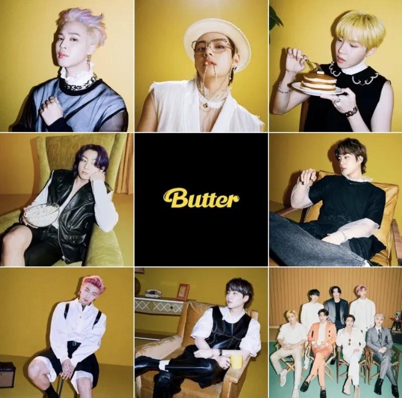 11月7日BTS『Butter』を歌おうボーカル少人数グループレッスン16:50~17:50