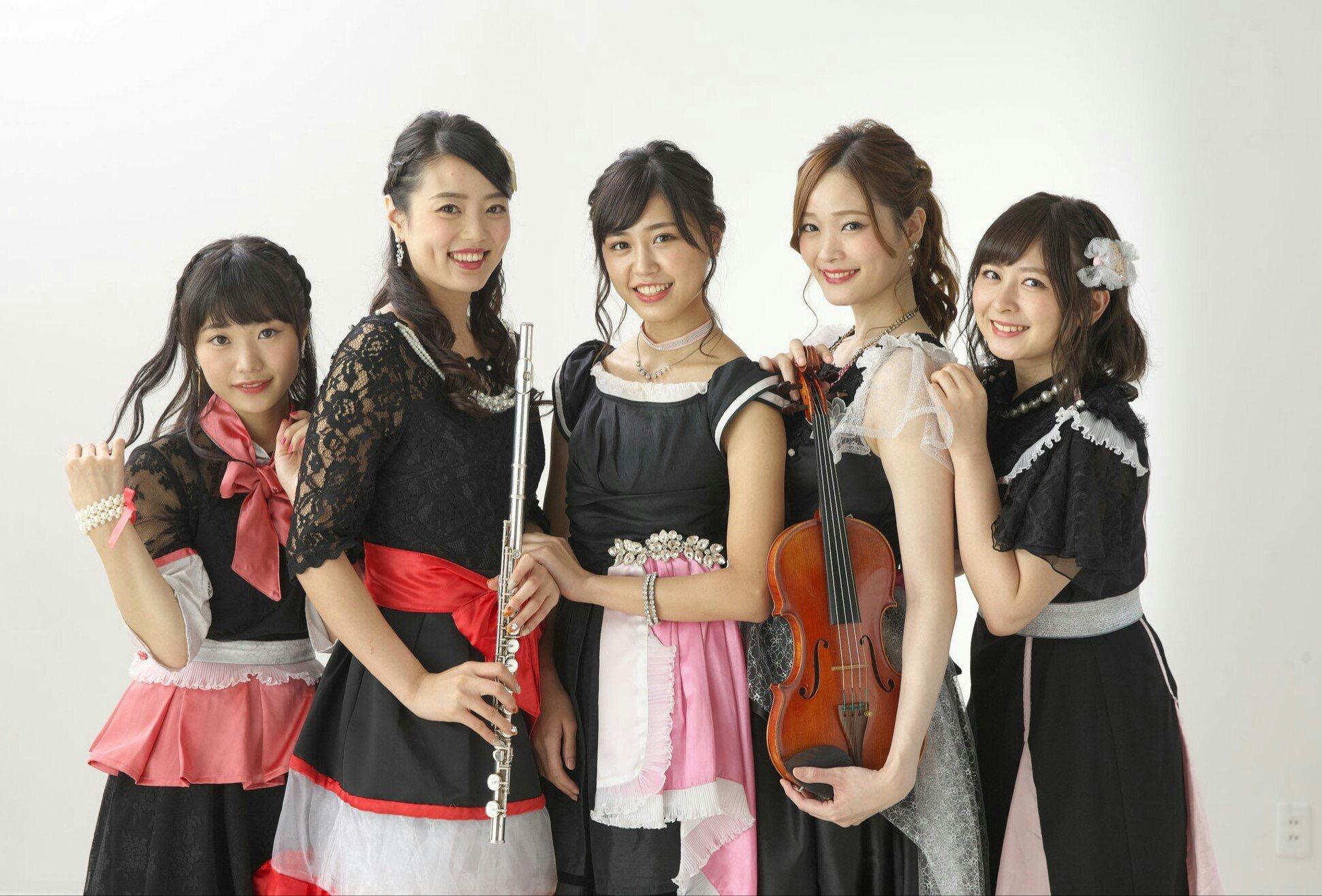 【4/13(土)1日通し券】RY's・RIO卒業公演前夜祭
