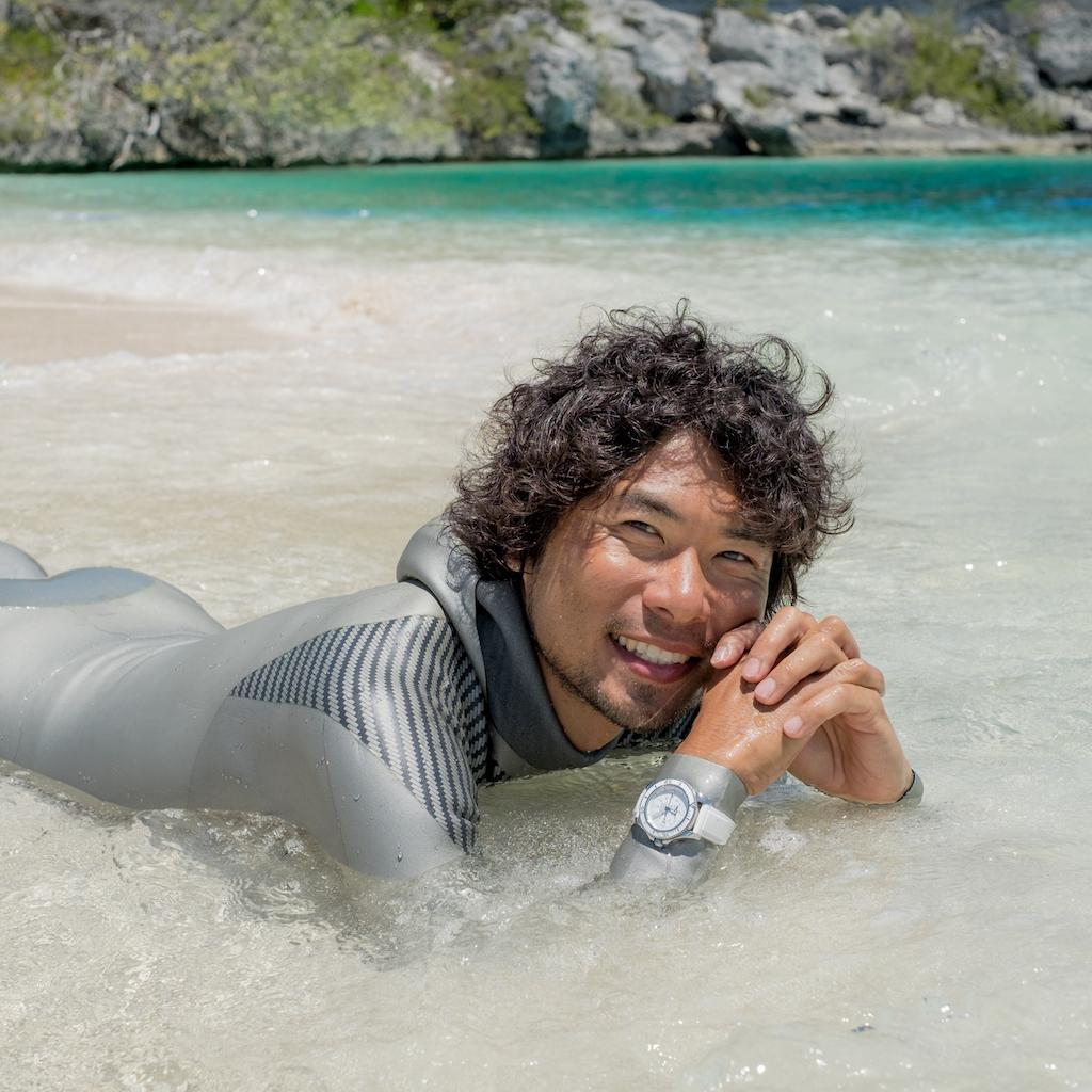 OCEAN TRAVELLER RYUZO SHINOMIYA | 篠宮龍三 プロ・フリーダイバー