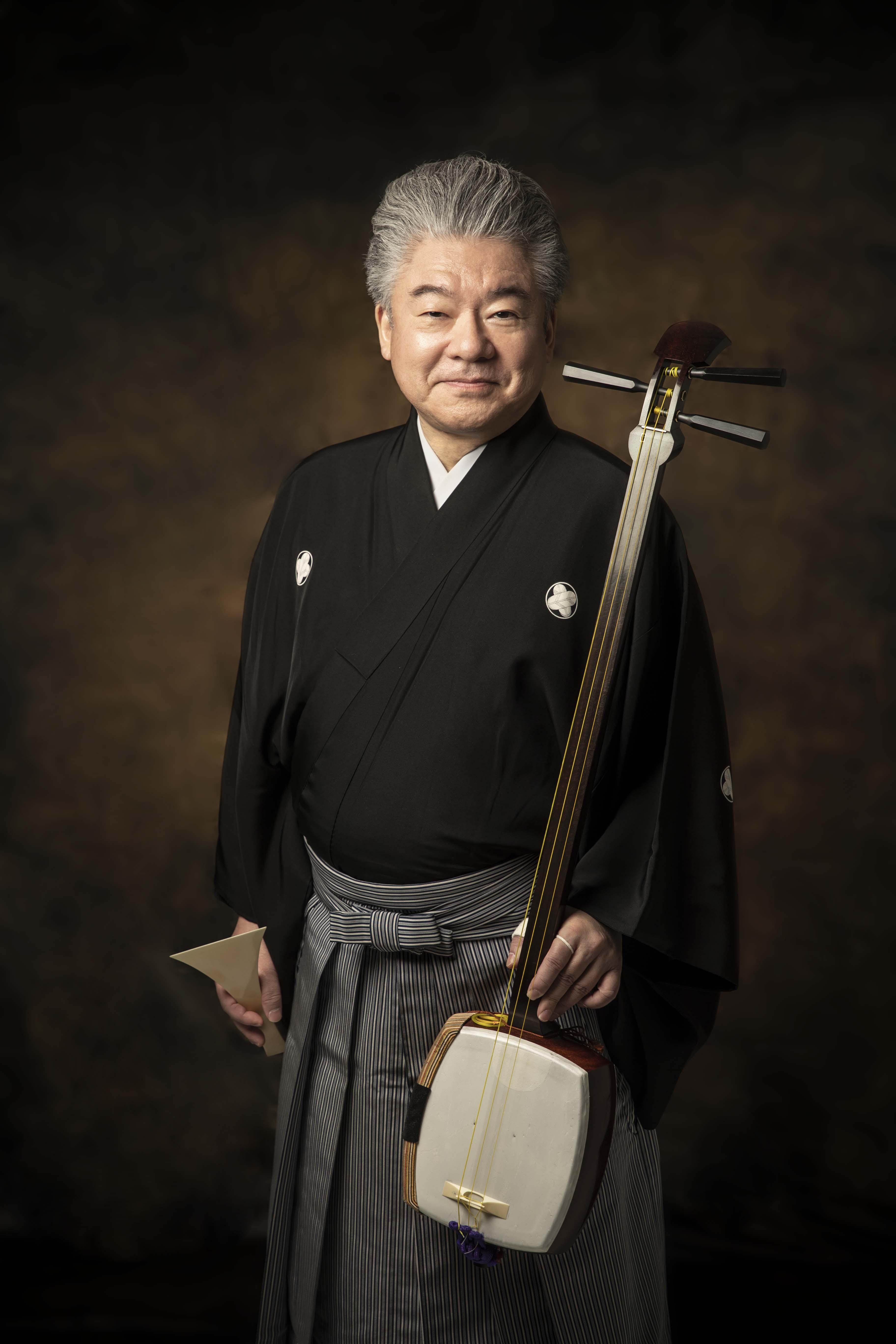 セミナー 常磐津 文字兵衛 「日本音楽の森」講座その1 三味線伝来