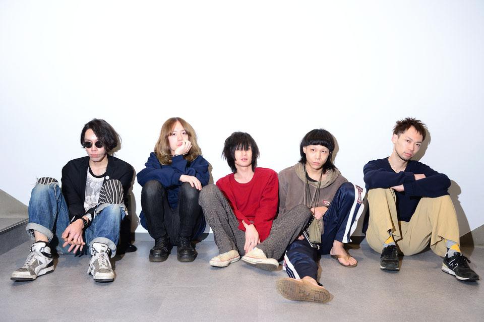 "myeahns/爆弾ジョニー/hotspring : ""REVOLUTION ROCK RETURNS!!!"""