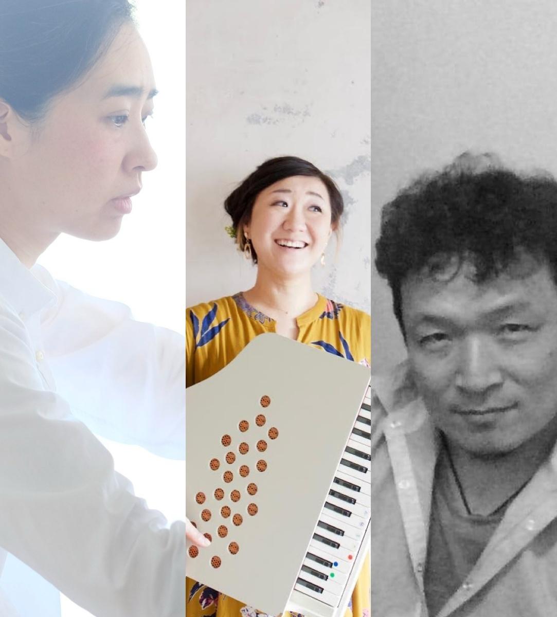 [無観客配信]『いつかとけるのが魔法なら』出演:島崎智子 / 藤野恵美 / The Rising