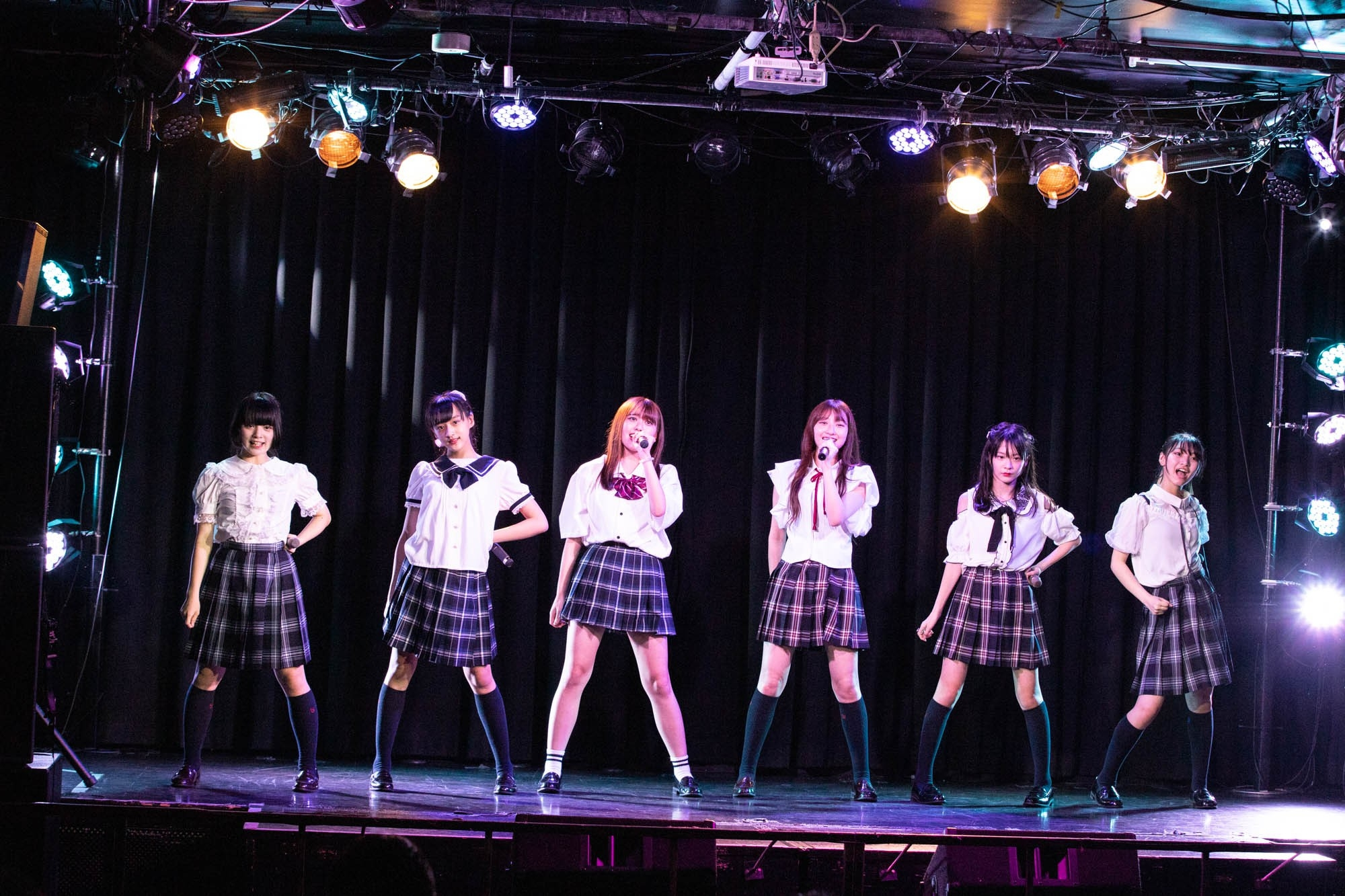 いもうとシスターズ大阪アイドルクラス オンライントーク会&チェキ会 #01