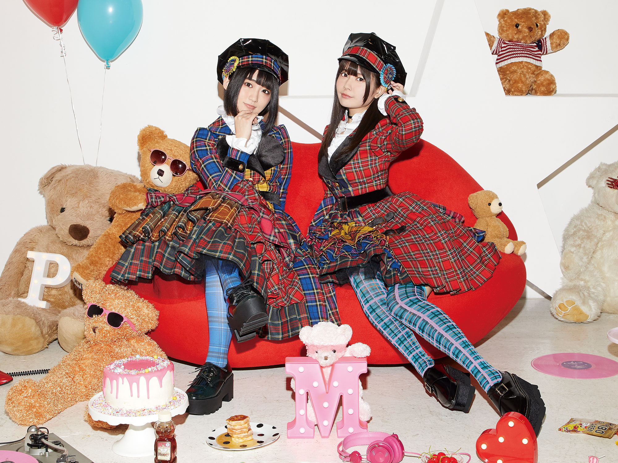 petit milady 5thアルバム『Howling!!』リリース記念イベント(第2部)