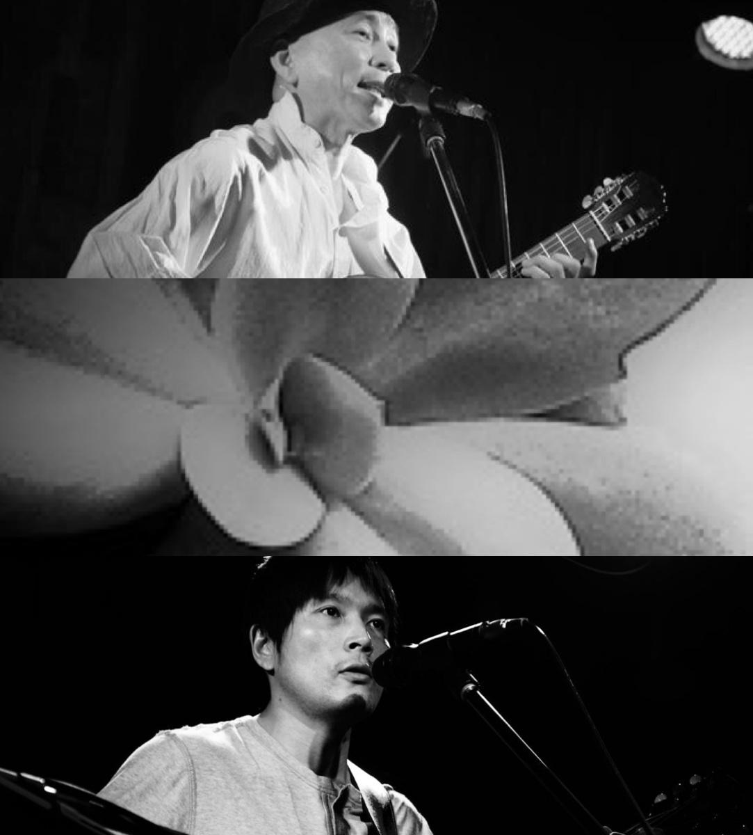 [無観客配信]『旋律はいつもココロをはだかにする』出演:ヤマモトマサヤwithクラッシー / もりの音楽の屋根裏部屋 / 早川理史