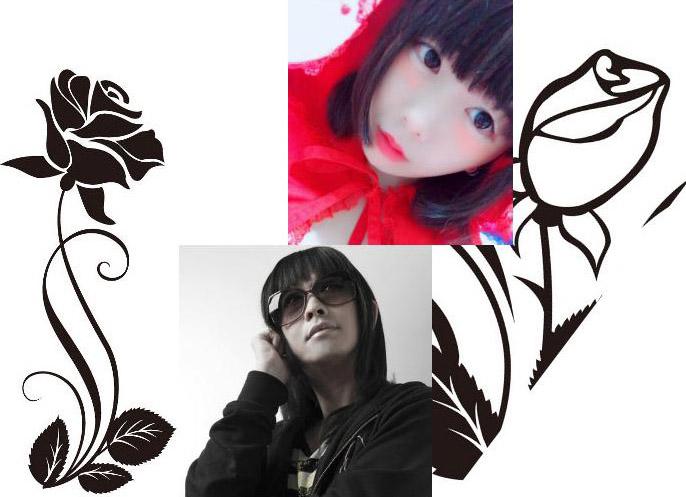 """Flowers of Evil/ドミンゴス/眉村ちあき : """"ハレチカ ~博多めぐみ生誕祭~"""""""