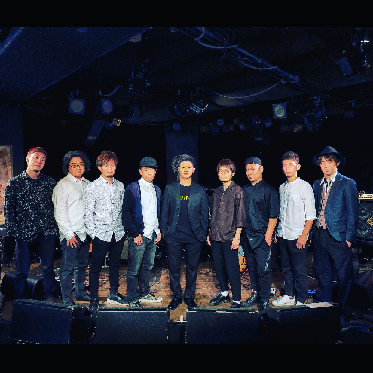 "co-star presents ""The Party"" tour 2019 in 大阪"
