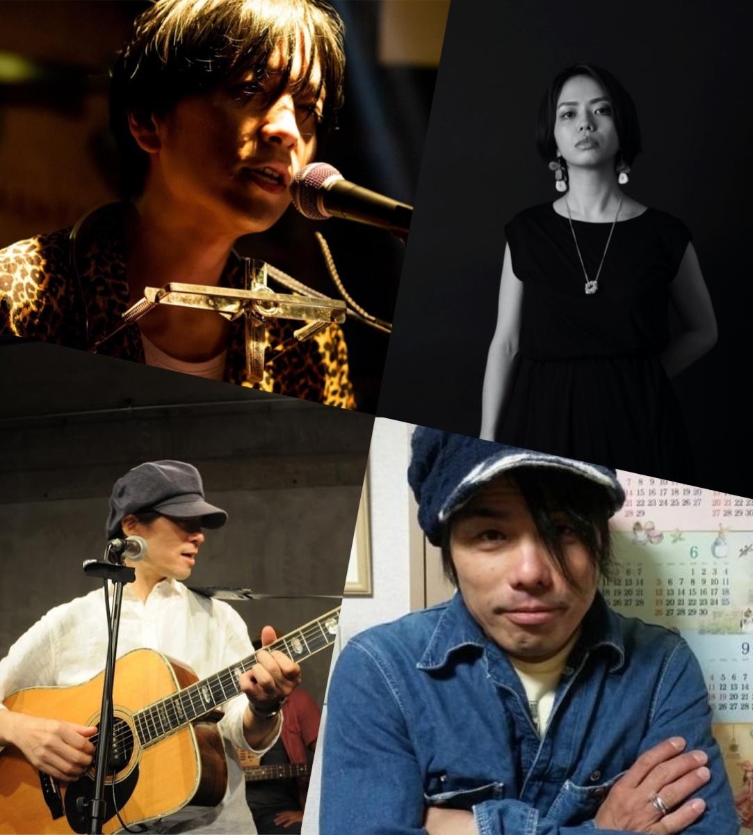 [無観客配信]『愛することができるものすべて』出演:松浦健太 / ベラ氏とヤムヒ / Sengen. / ピース