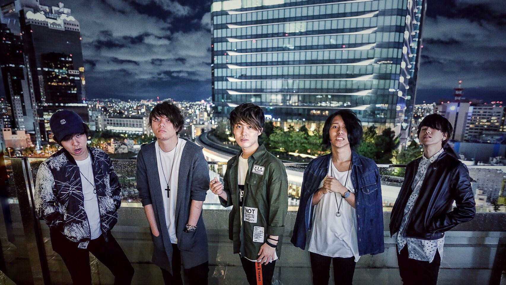 LAW OF LIBERTY 復活ライブ 〜2nd Single『The Lights』Release Party〜