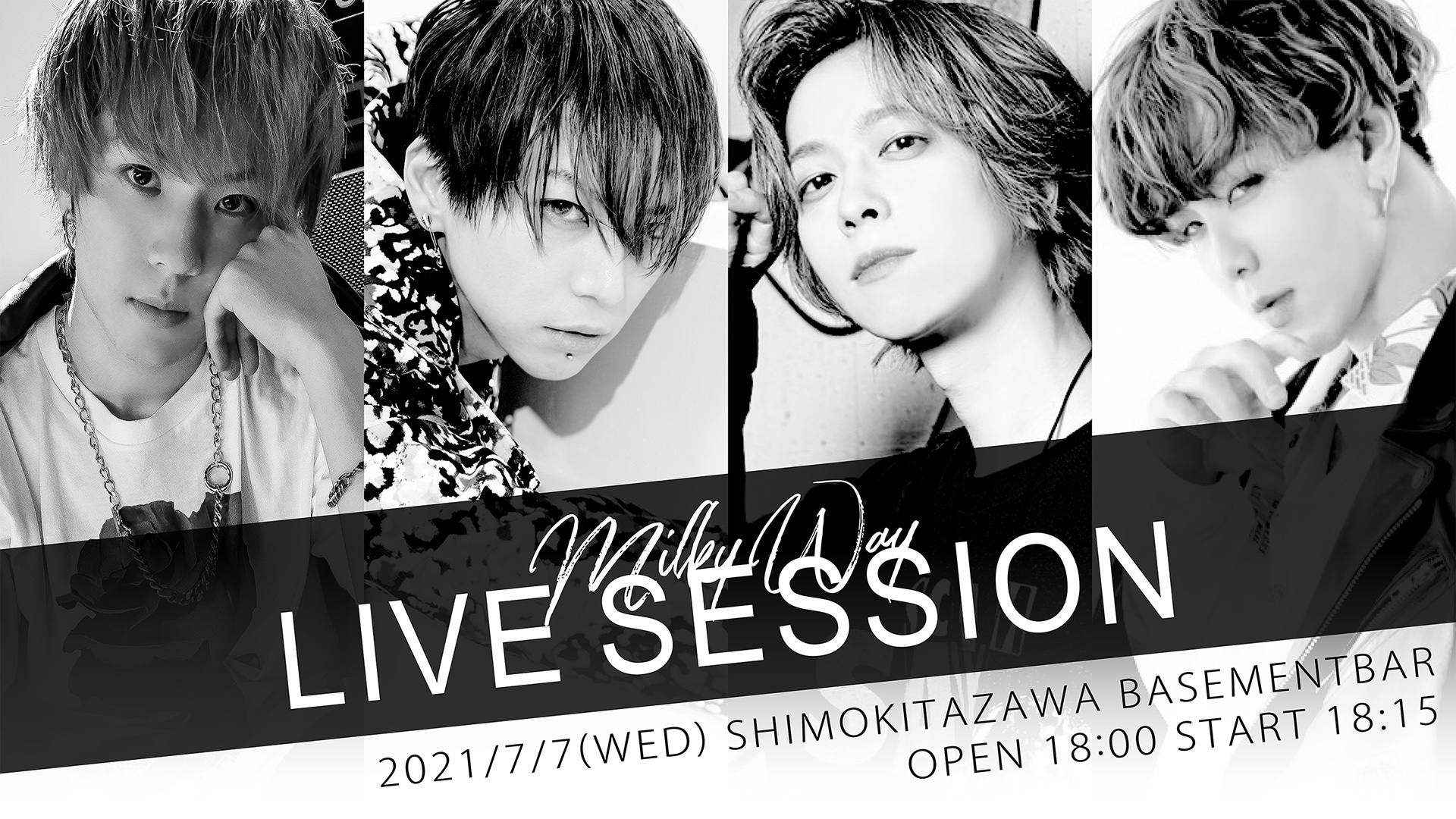 MILKY WAY LIVE SESSION