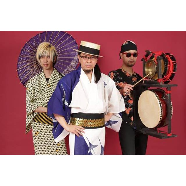 """極悪いちご団/TONY BAND/Johnny Pandra : """"仏滅のギラギラ星"""""""