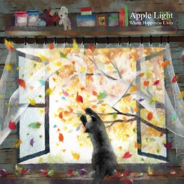 "Apple Light/the MADRAS/17歳とベルリンの壁/ArtTheaterGuild/lilac ""ハレチカ ~Where Happiness Lives~"""
