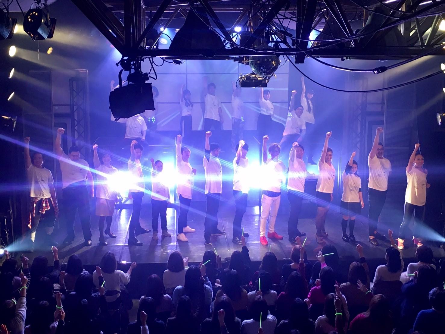 「BELIEVE」MUSICAL LIVE&TALK〜DVD発売記念スペシャルイベント〜