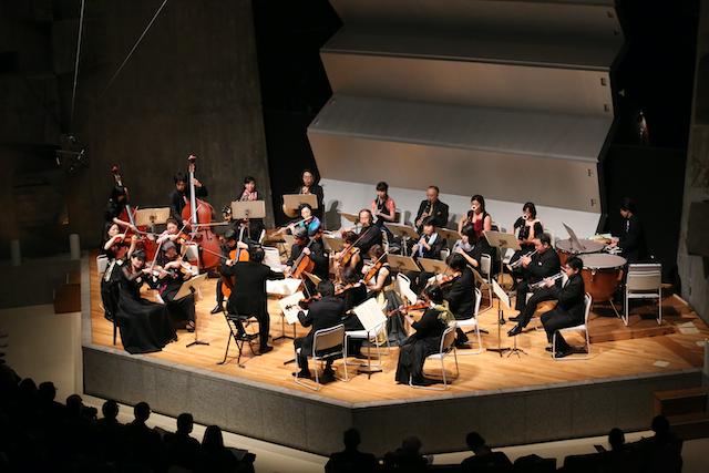 クライネス・コンツェルトハウス管弦楽団 東京文化会館定期公演 op.38