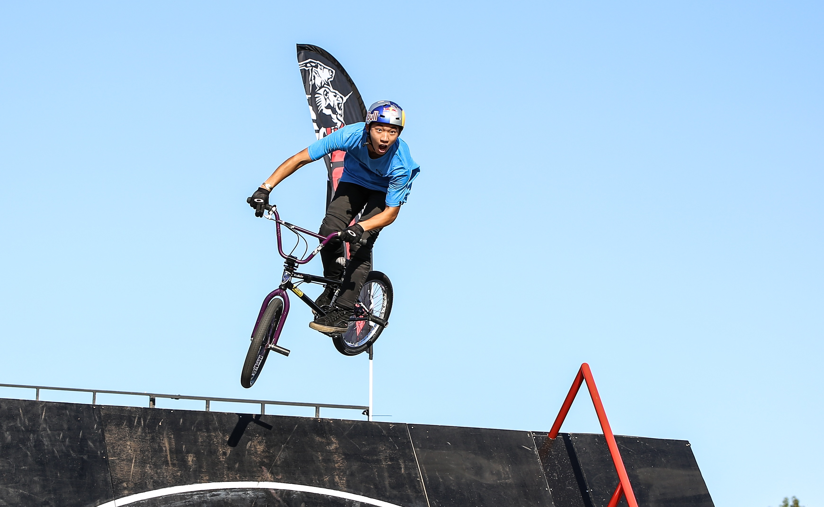 【BMX FREESTYLE PARK】CHIMERA A-SIDE