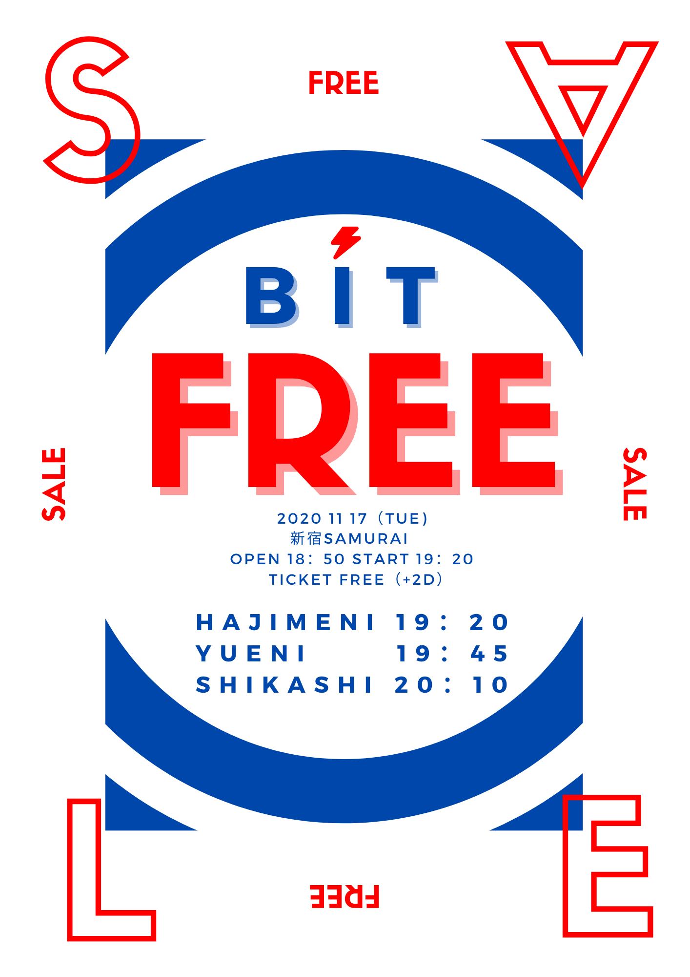 BIT FREE FREE FREE