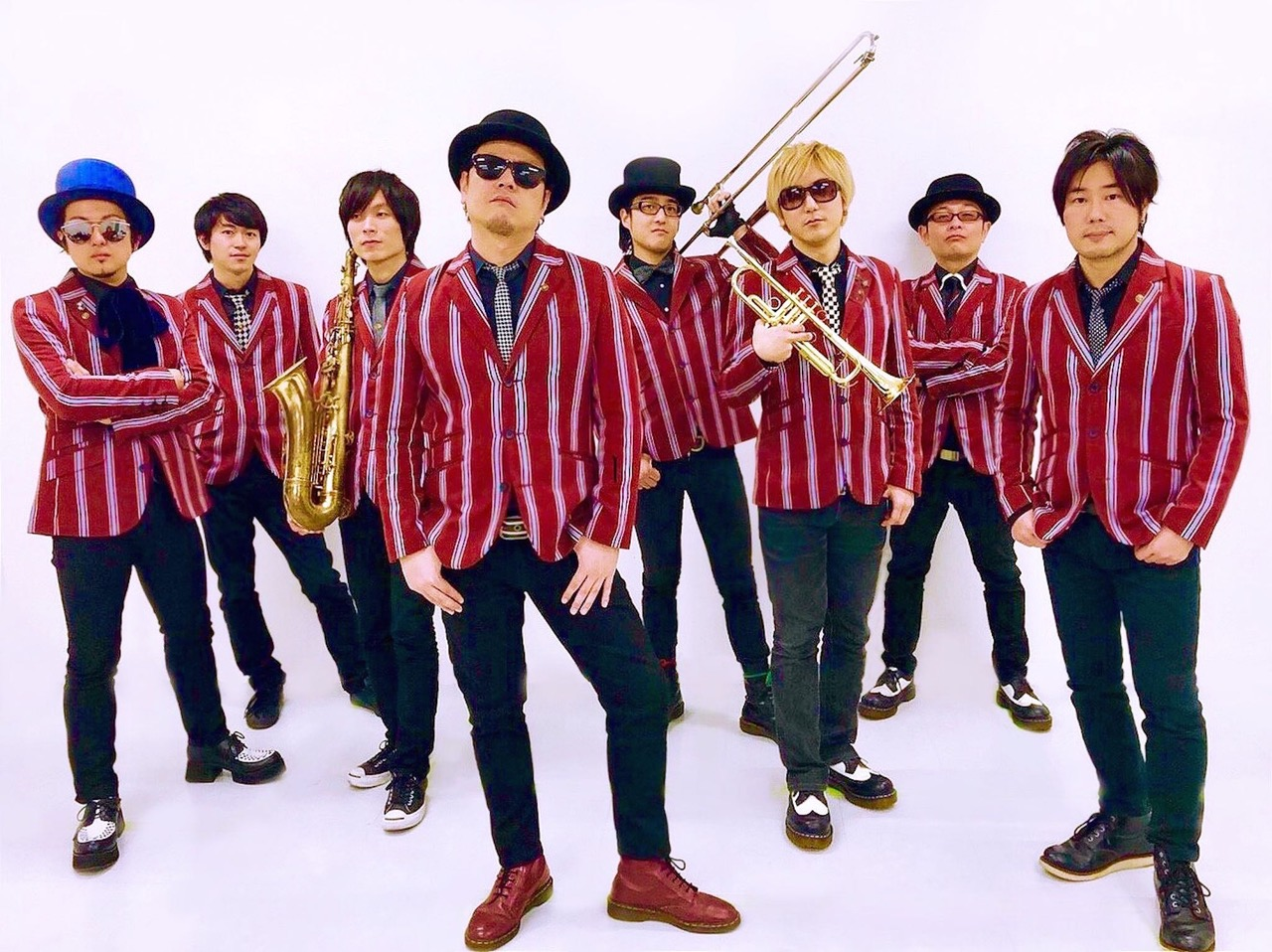 Empty Black Box 15th anniversary ワンマンライブ第4弾『KING OF BRASS ROCK 4』