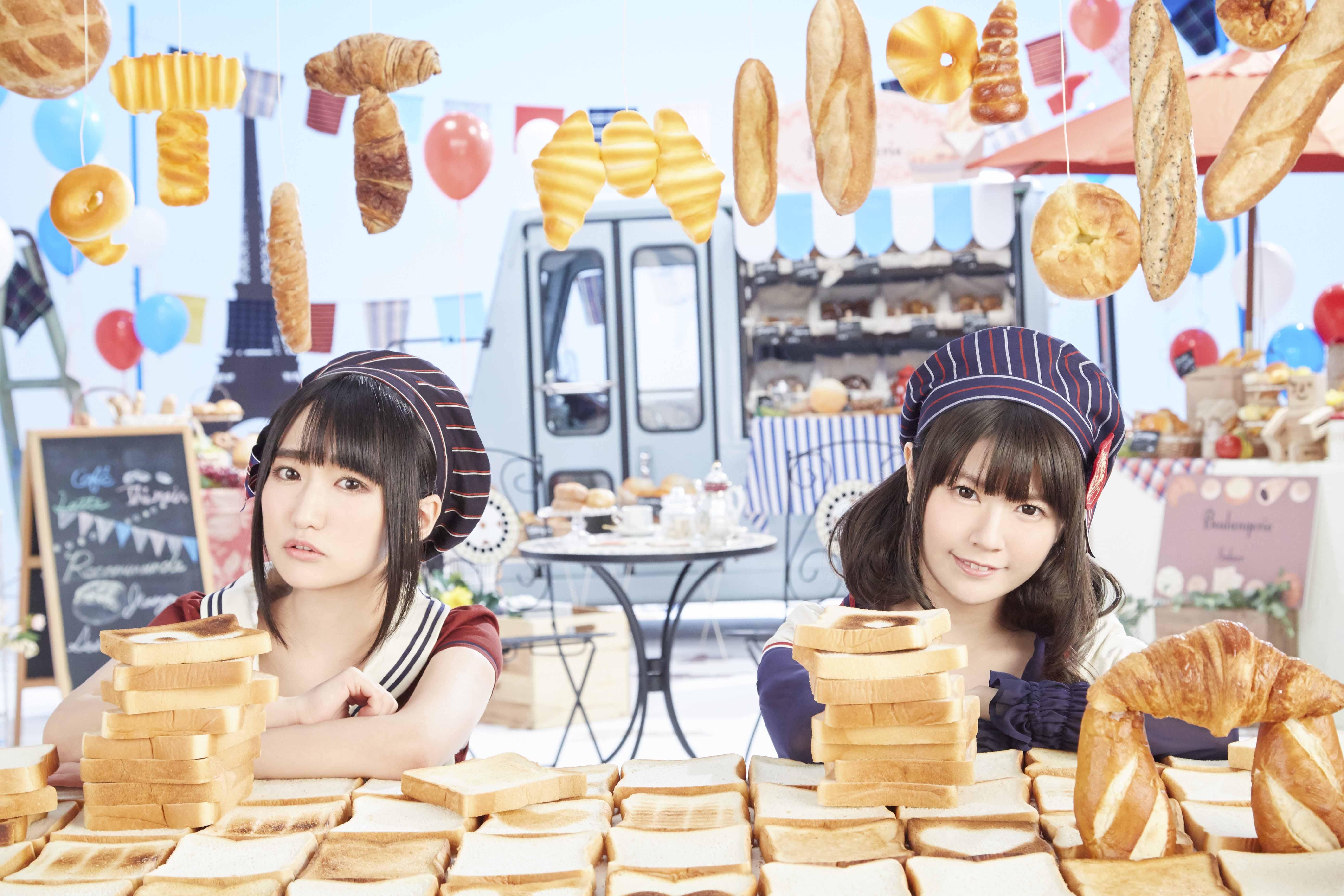 petit milady ニューシングル「青春は食べ物です」発売直前ニコニコ生放送 公開放送