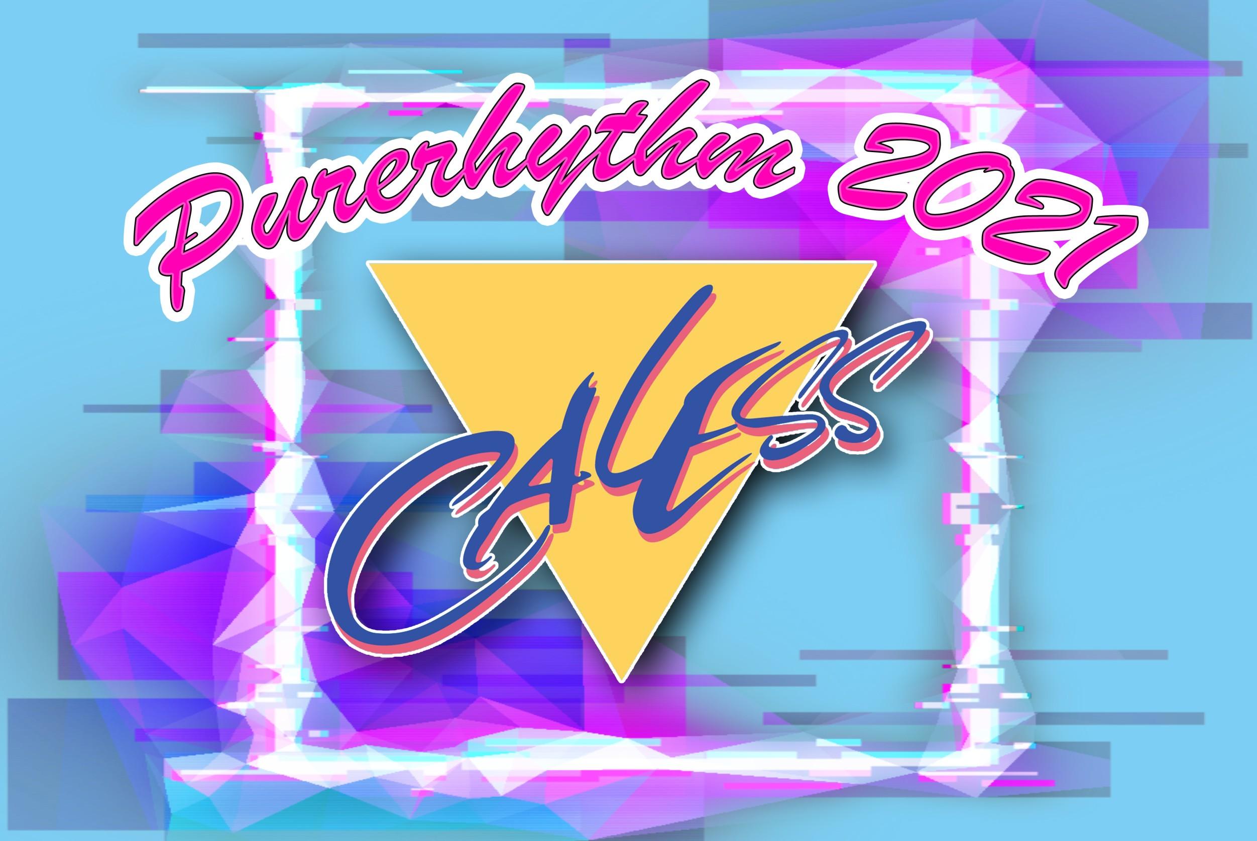 CALESS VOCAL & DANCE LIVE「Purerhythm 2021 Summer~1部~」