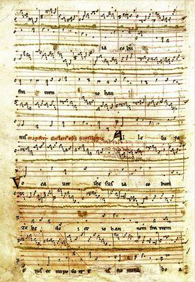 サロン・ドゥ・螺 古楽シリーズvol.50~二人の歌い手による中世ポリフォニーの小品集(16時の部)