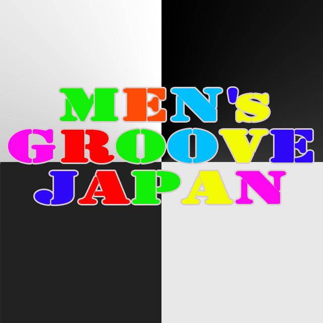 MEN's Groove JAPAN Vol.2