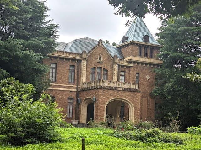 8月2日(日)開催 旧前田侯爵邸館内見学ツアー