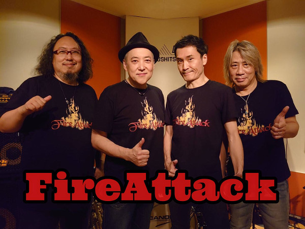 FireAttack 2020 Special Live Movie