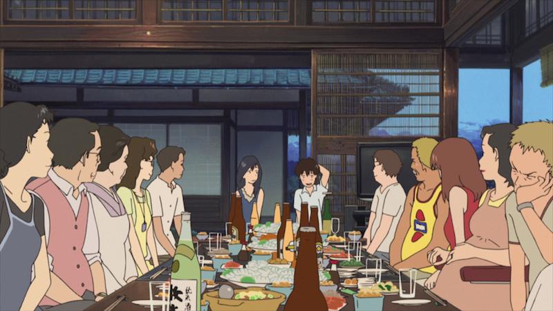 サマーウォーズ10周年記念 大食事会