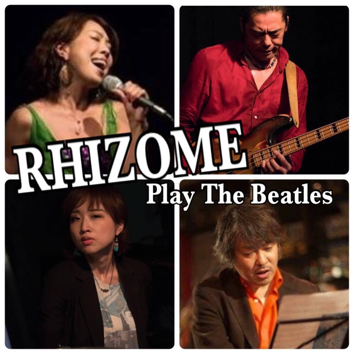 RHIZOME ~Play The Beatles~