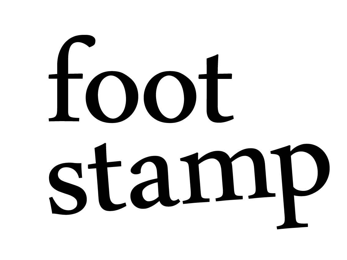 foot stamp