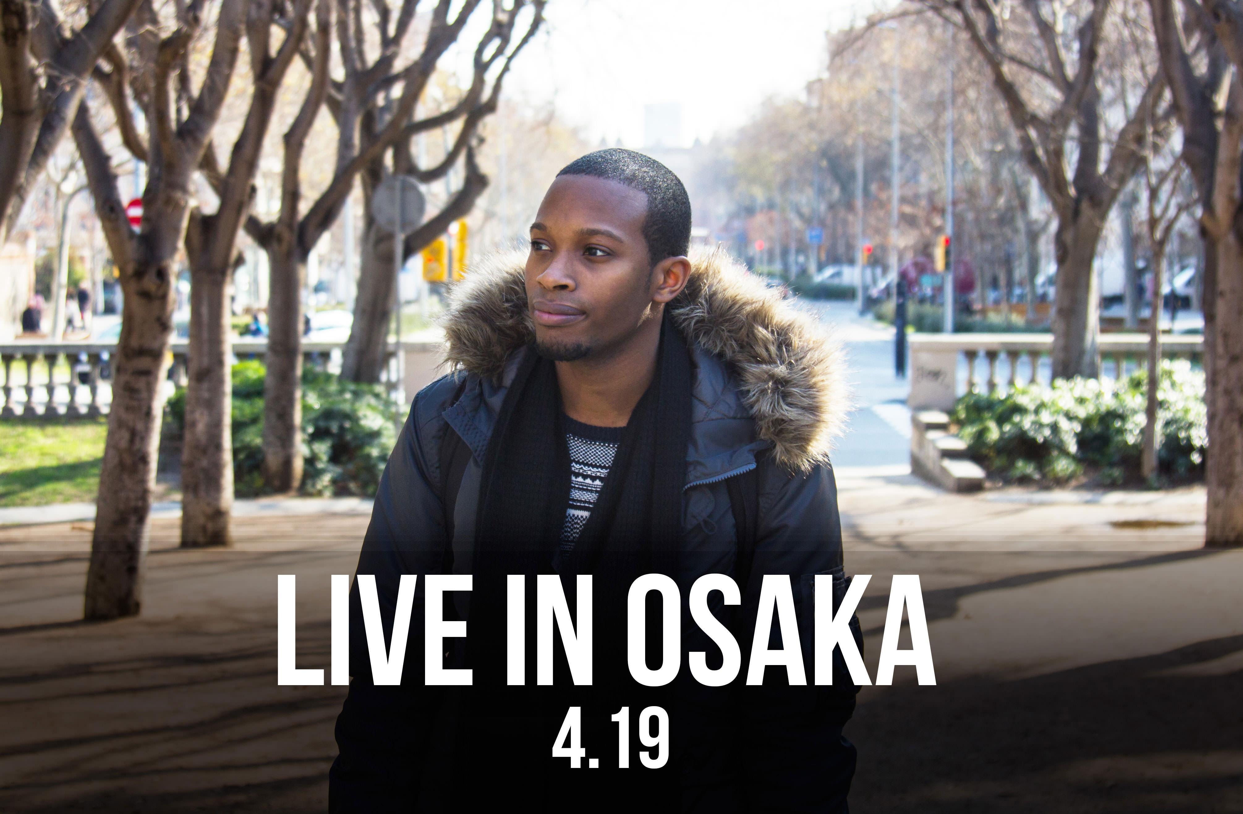 Julz West Live in Osaka