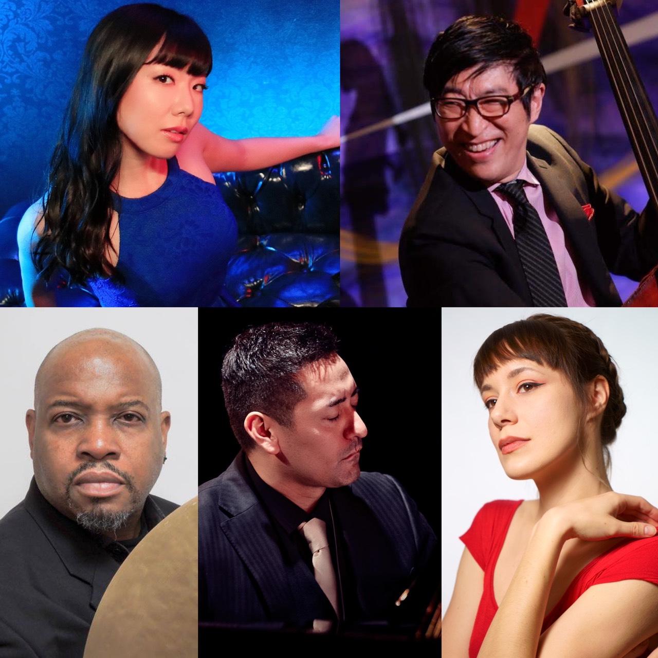 【配信&投げ銭】Kengo Nakamura presents Saki Kato and Swing Brothers