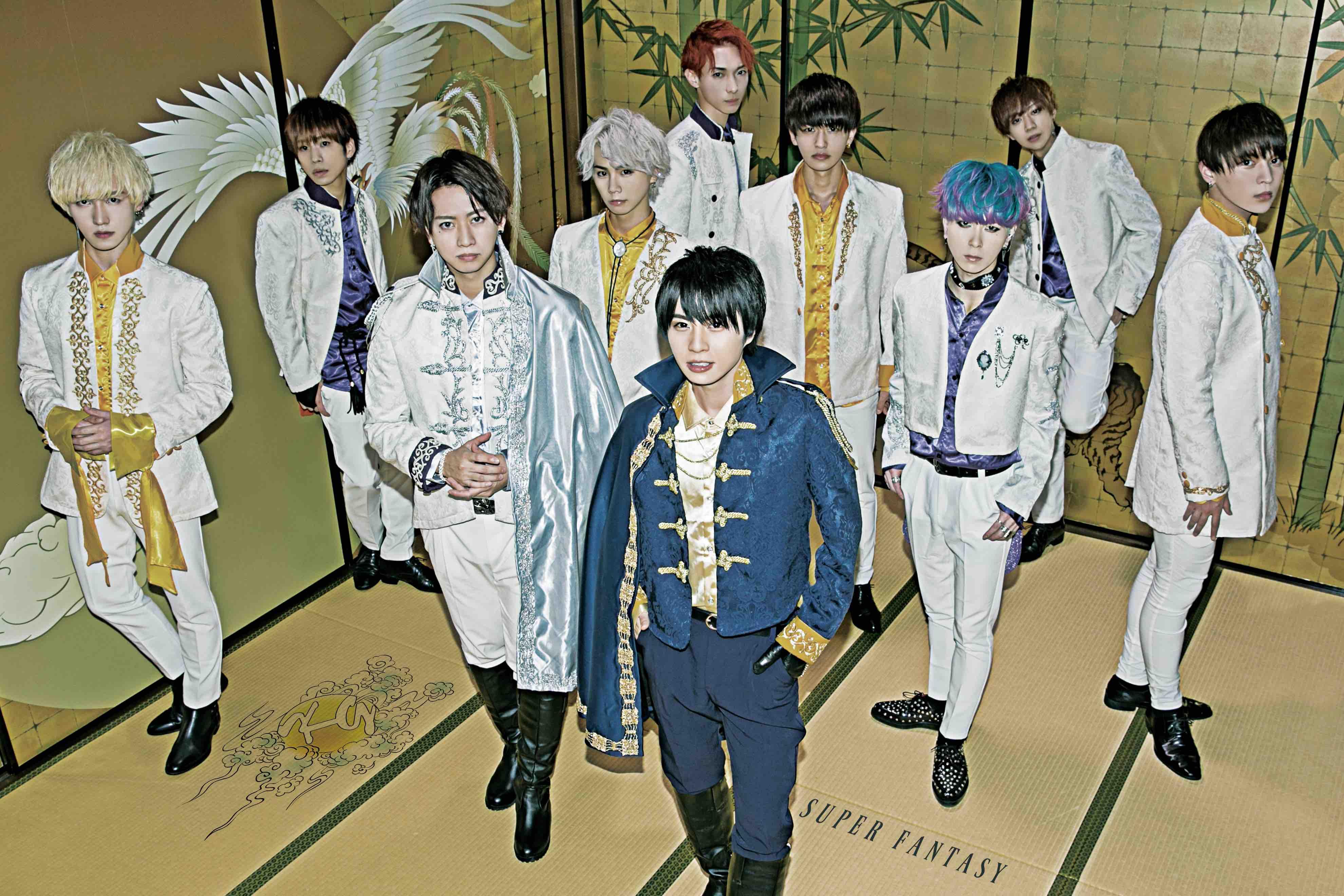 SUPER FANTASYリクエスト公演-DAY1-