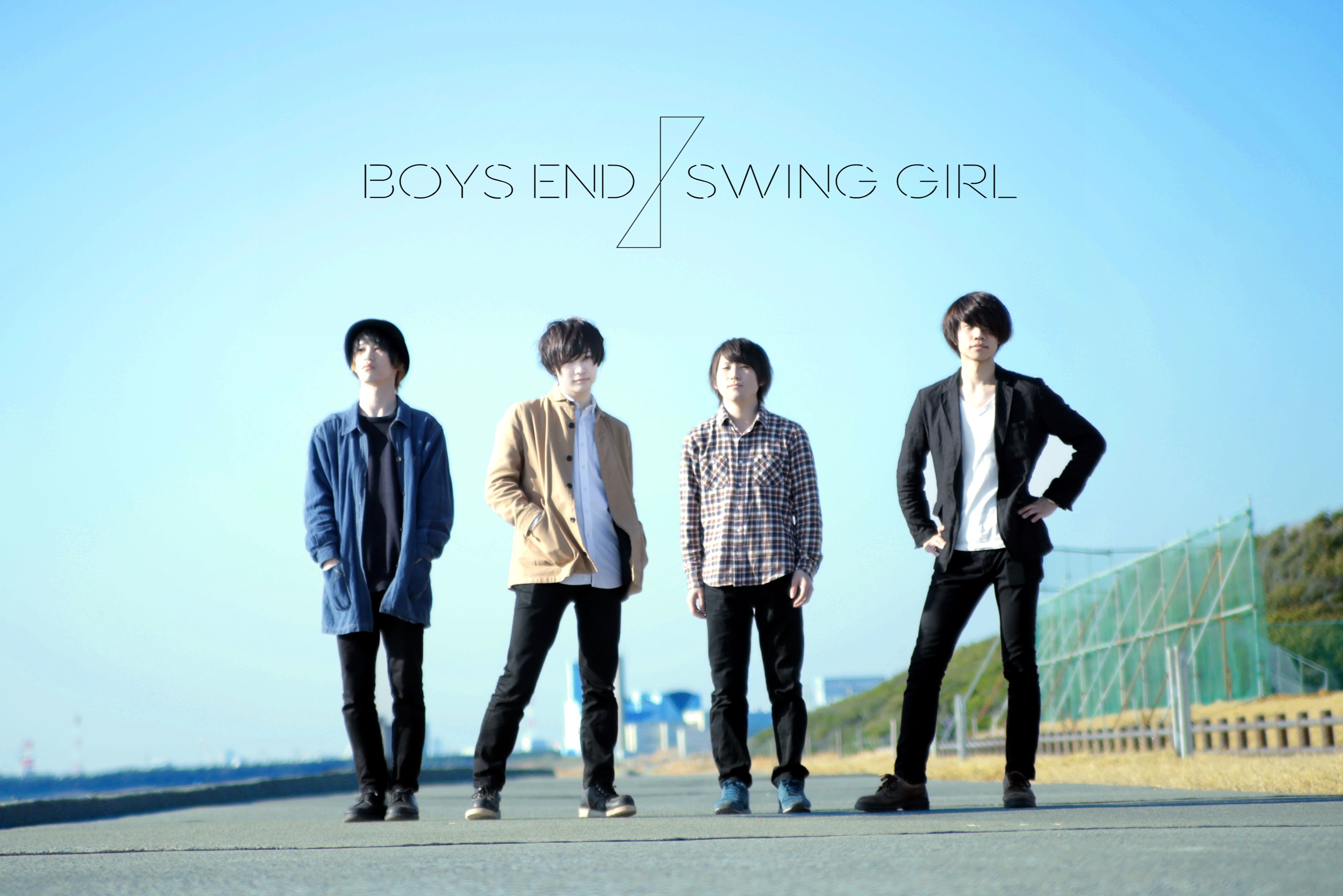 "BOYS END SWING GIRL : ""BOYS END SWING GIRL TOUR 2016 LOOKING FOR ""ROCK"" and ""ROLL"" TOUR 【FINAL ONE-MAN LIVE】"""
