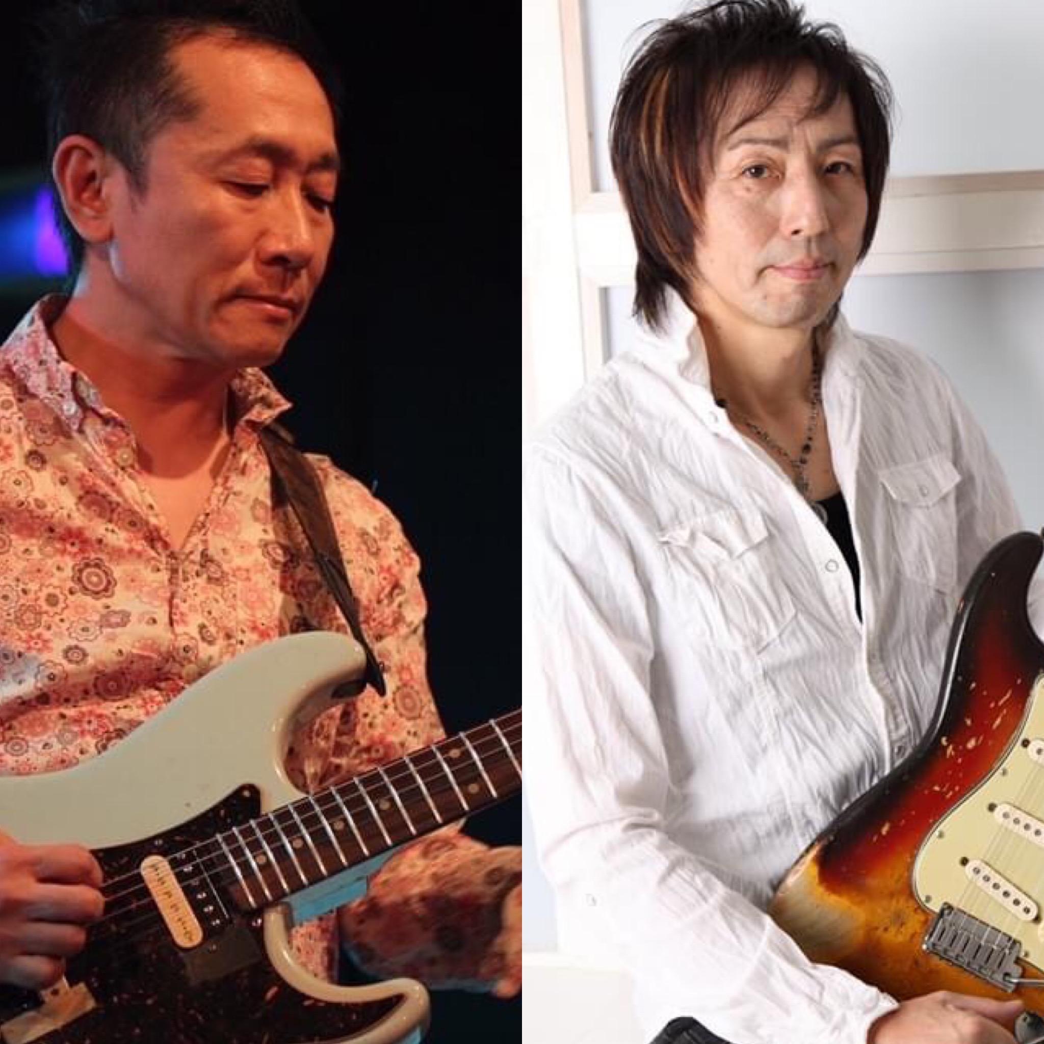 鬼怒無月 是方博邦 ツインギターセッション!!