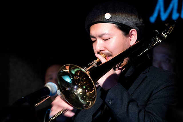 『Rath trombone session feat.アラスカ』