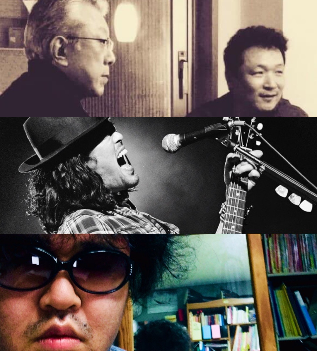 『わたしの歌 あなたの物語』出演:池森洋介 / ライジング・マツwith勝間 / ベラ氏