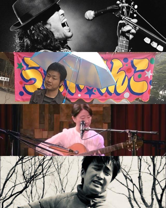 『風としっぽ ~詩人たちはまるでトカゲのようだ、いつだって風立ちぬ~』出演:池森洋介 / コビー夏山 / 川口祥子 / 坂進