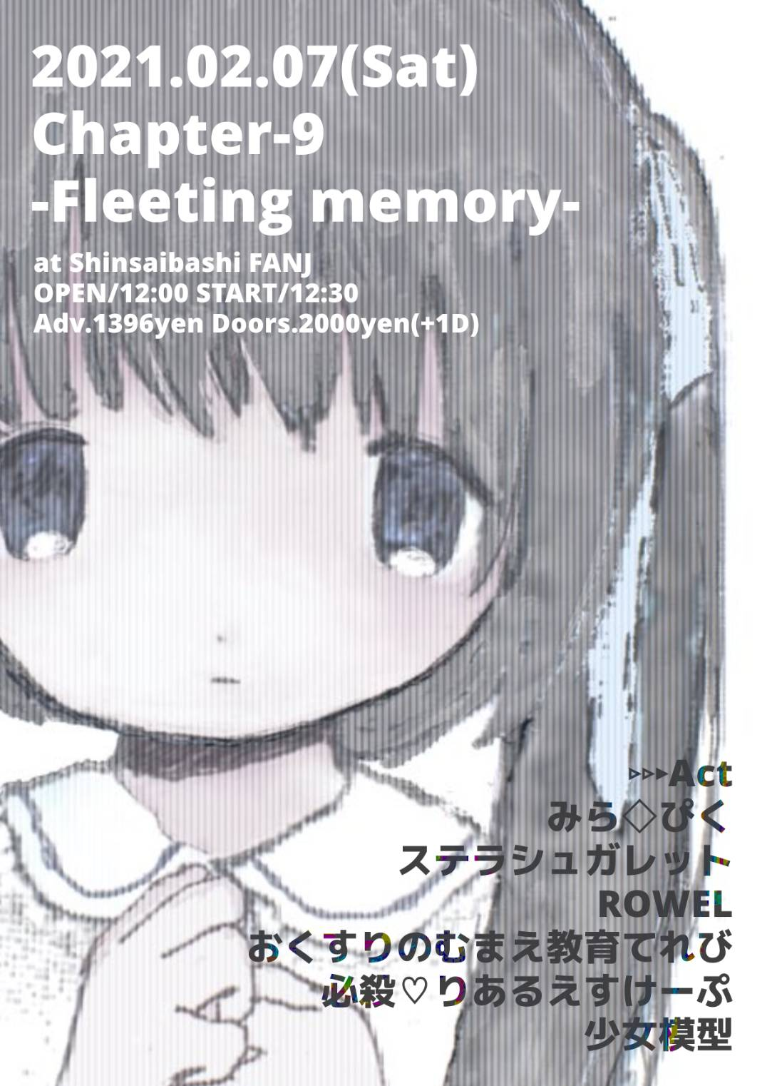 Chapter-9 -Fleeting Memory-