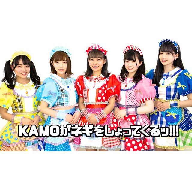 KAMOがネギをしょってくるッ!!! 定期公演