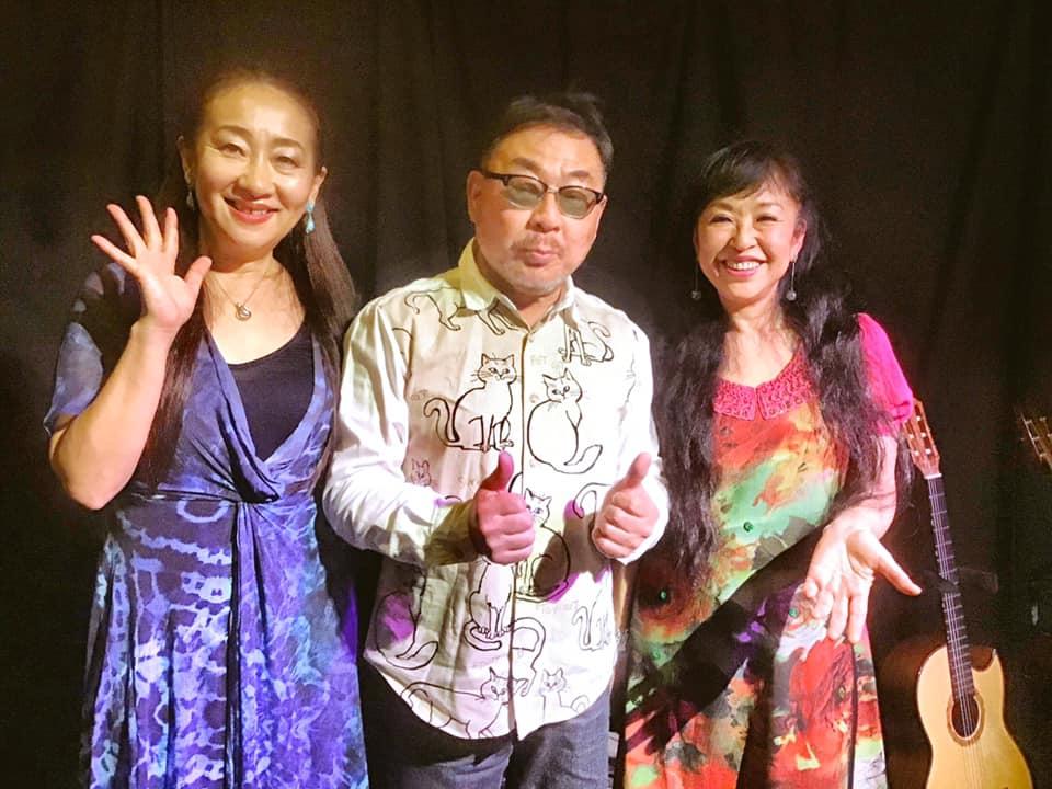 Penny & Kanji & Natsuko 無観客配信ライブ